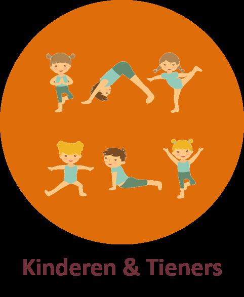 Kinderen-Tieners